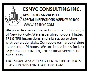 NYC Special Inspections