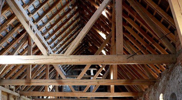 Structural wood frame