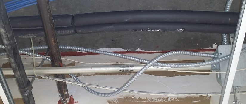 fire resistant penetration and joints